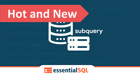 Subquery Magic